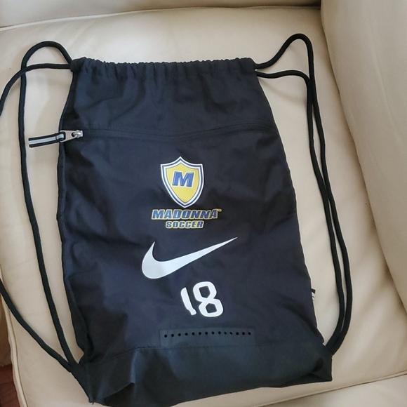 Madonna Soccer Nike Backpack